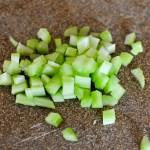 Dicing Celery