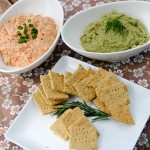 Garlic and Dill Spread