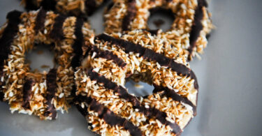 Homemade Samoas Cookies