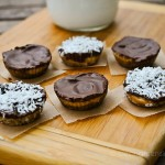Peanut Butter Chocolate Tarts