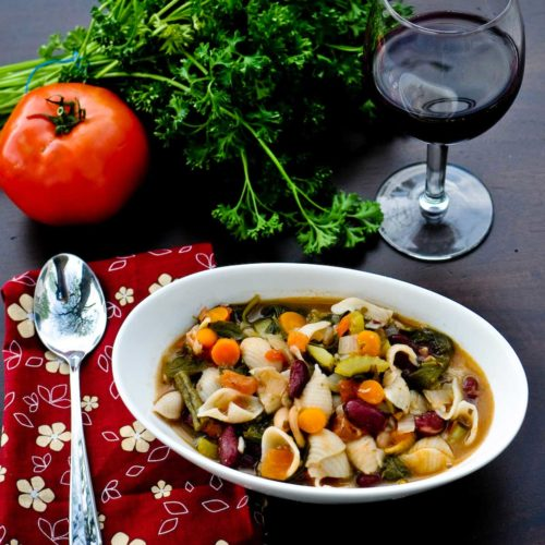Vegan Minestrone