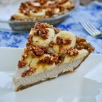 Vegan Banana Pie
