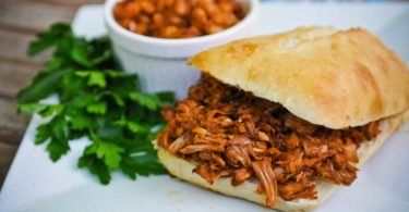 Jackfruit Pulled Pork