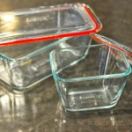 Glass Tupperware