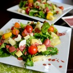 Artichoke Hearts of Palm Salad