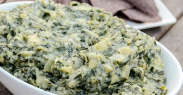 dairy free low fat artichoke dip