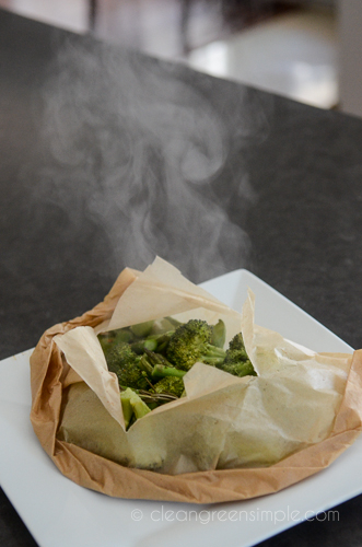 steam vegetables without a steamer