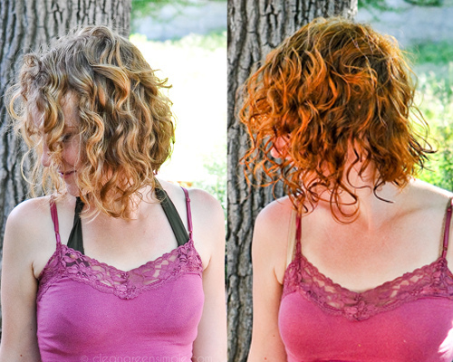 Greener Every Week Dye Your Hair Without Toxic Chemicals Clean