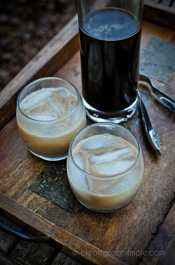 Dairy Free White Russian