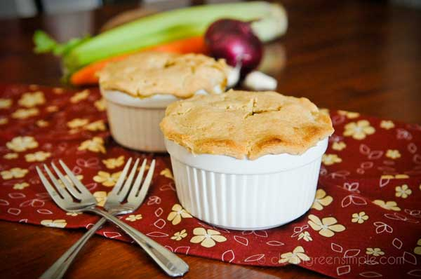 Vegan Thanksgiving Recipes: Pot Pie