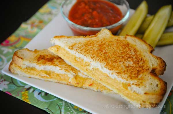 Vegan Grilled Cheese Sandwich