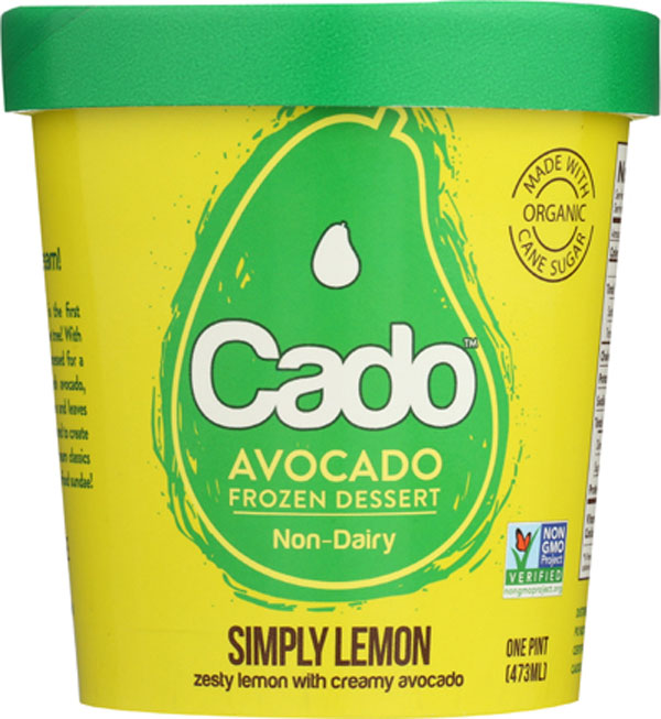 Cado Vegan Ice Cream
