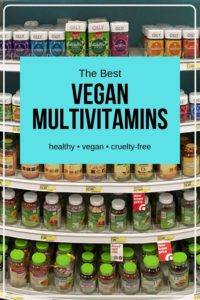 Vegan Multivitamins