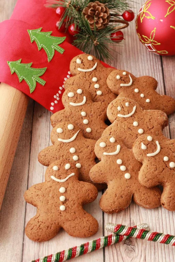 Best Vegan Gingerbread Cookies