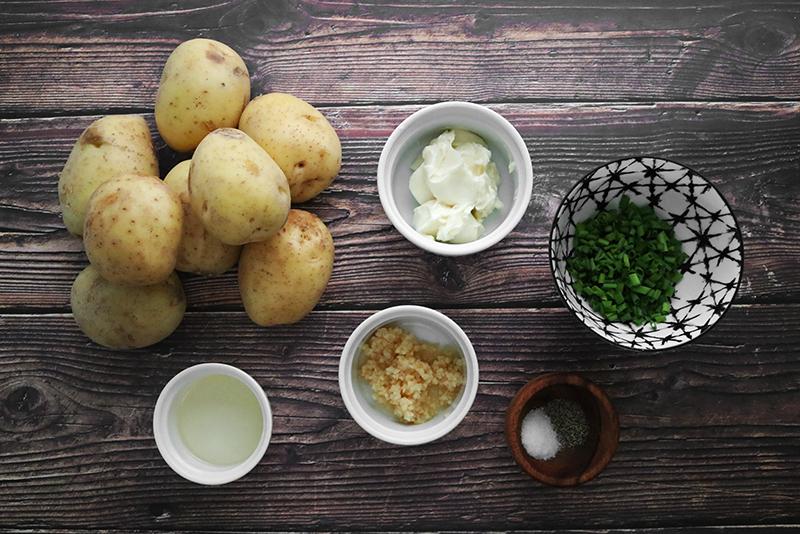 Mashed Potatoes Ingredients