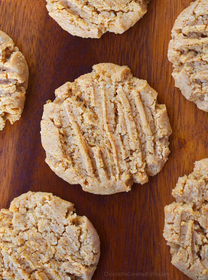 Best Vegan Peanut Butter Cookies