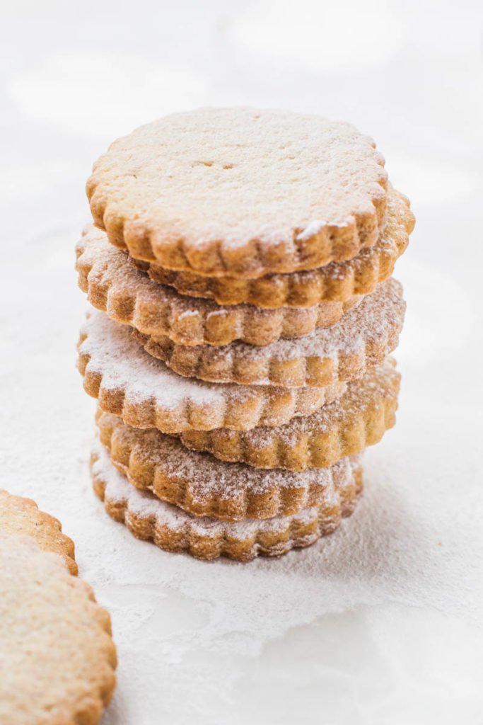 Best Vegan Shortbread Cookies