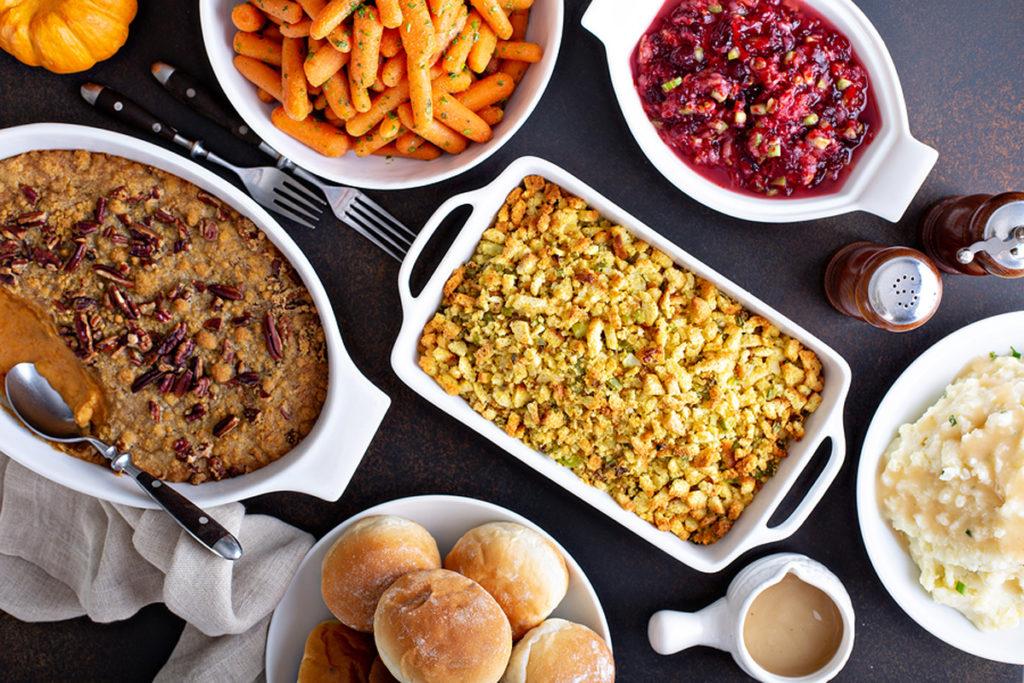 Vegan Thanksgiving Sides