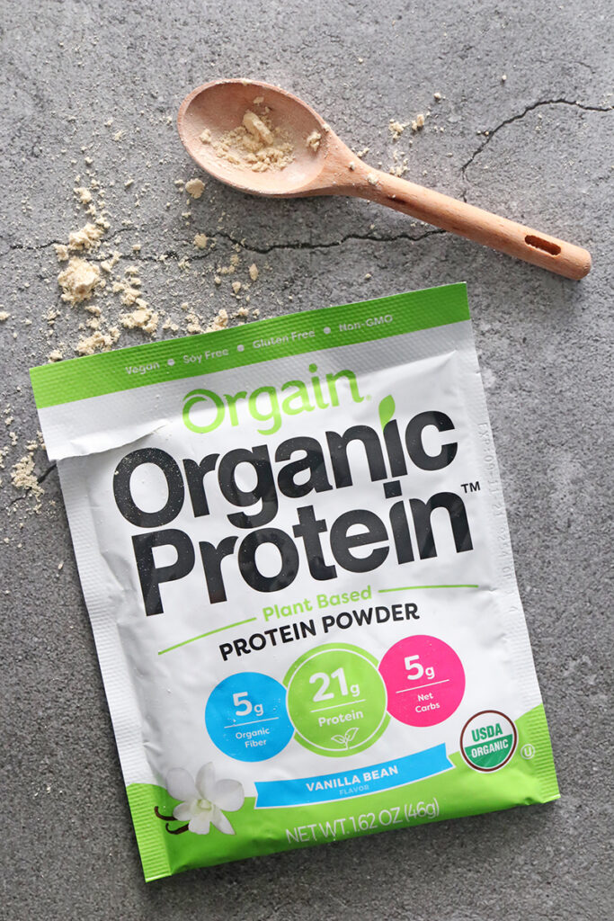 Orgain Protein Powder