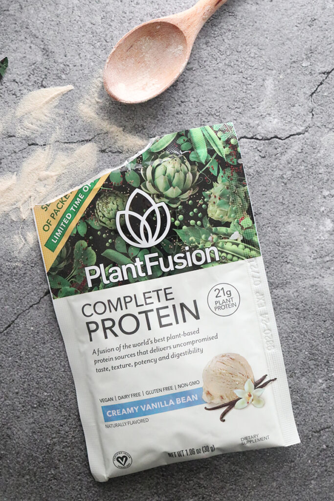 Plant Fusion Complete Protein