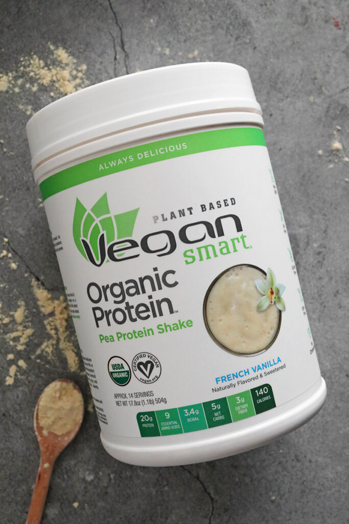 Naturade Vegan Smart Organic Protein