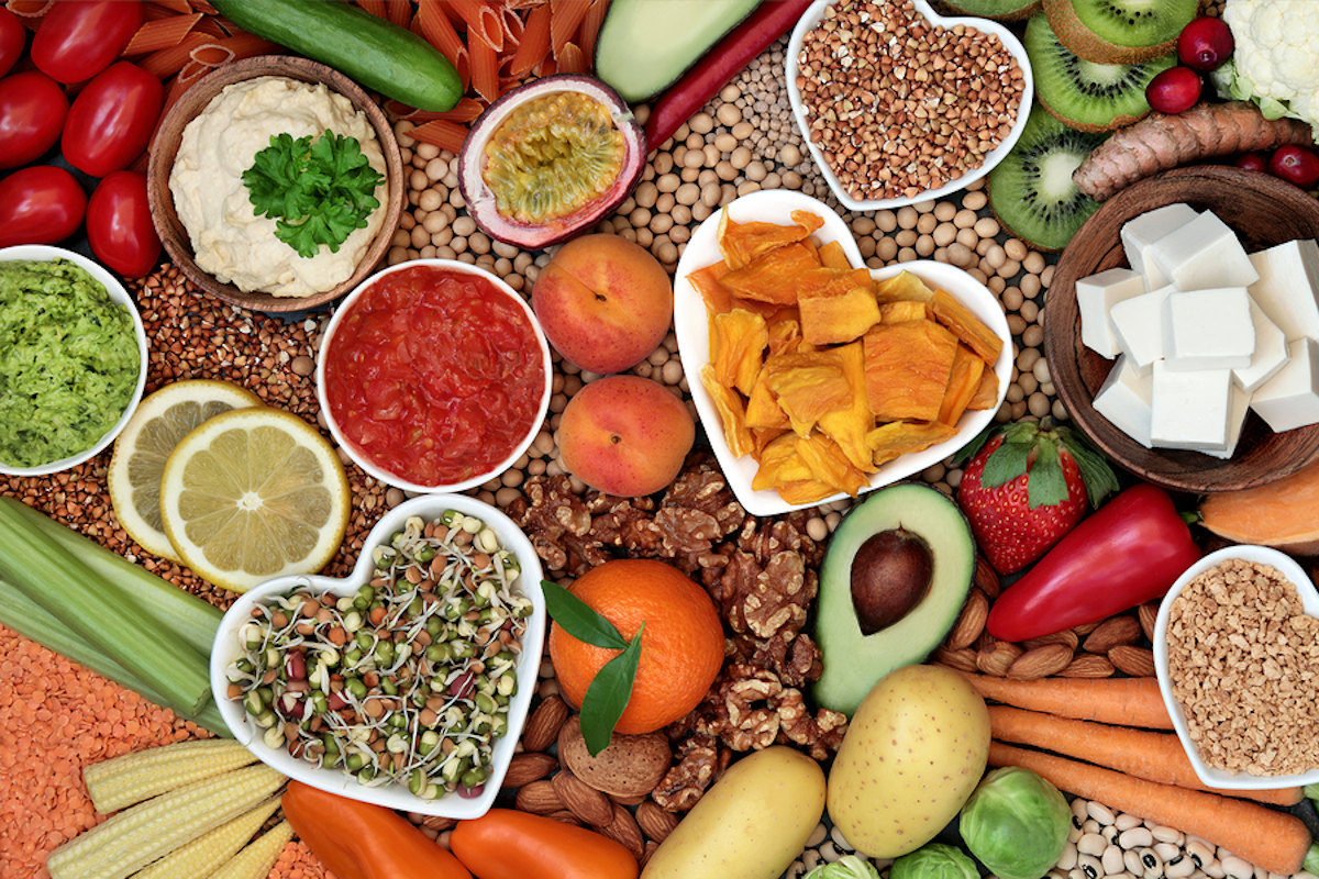 The 4 Main Types Of Plant Based Diets Clean Green Simple