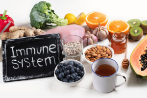 plant based foods that boost immune system