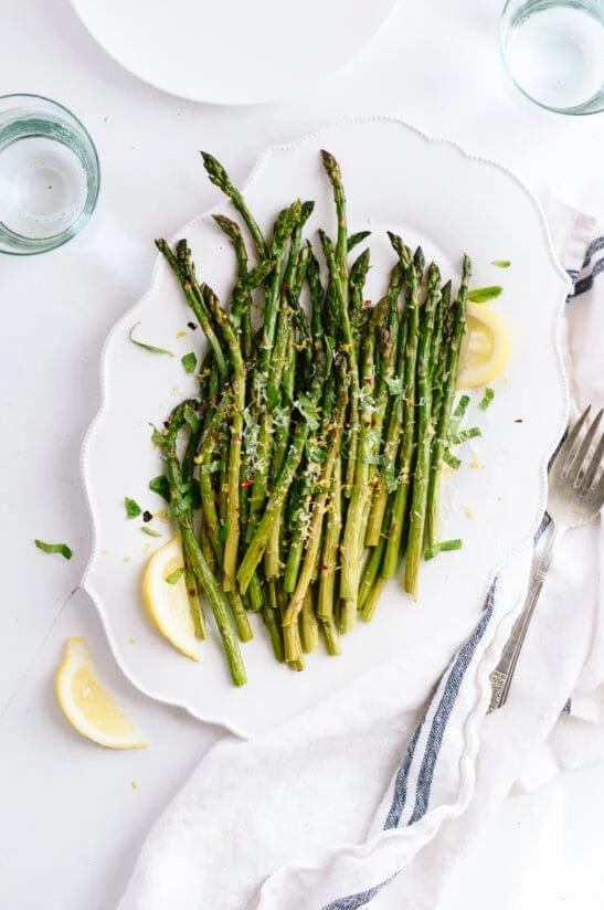 2. Perfect Roasted Asparagus