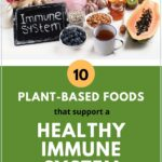 plant-based foods healthy immune system