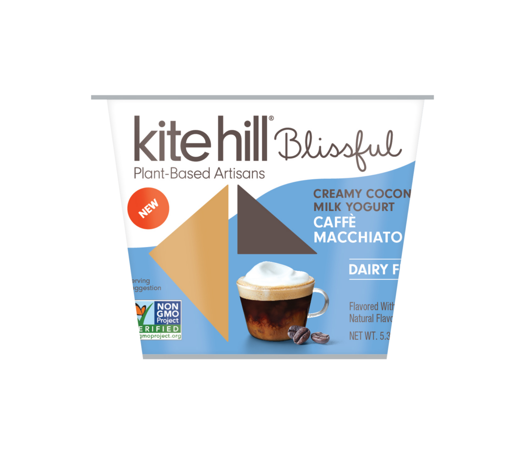Kite Hill Vegan Yogurt