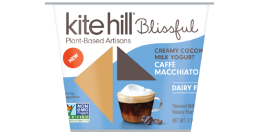 Kite Hill Vegan Yogurt