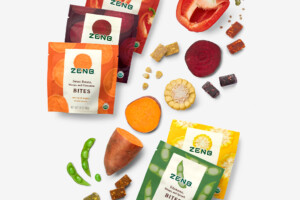 This New Vegan Snack Has a Full Cup of Veggies In Each Pouch