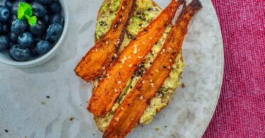 Carrot Bacon