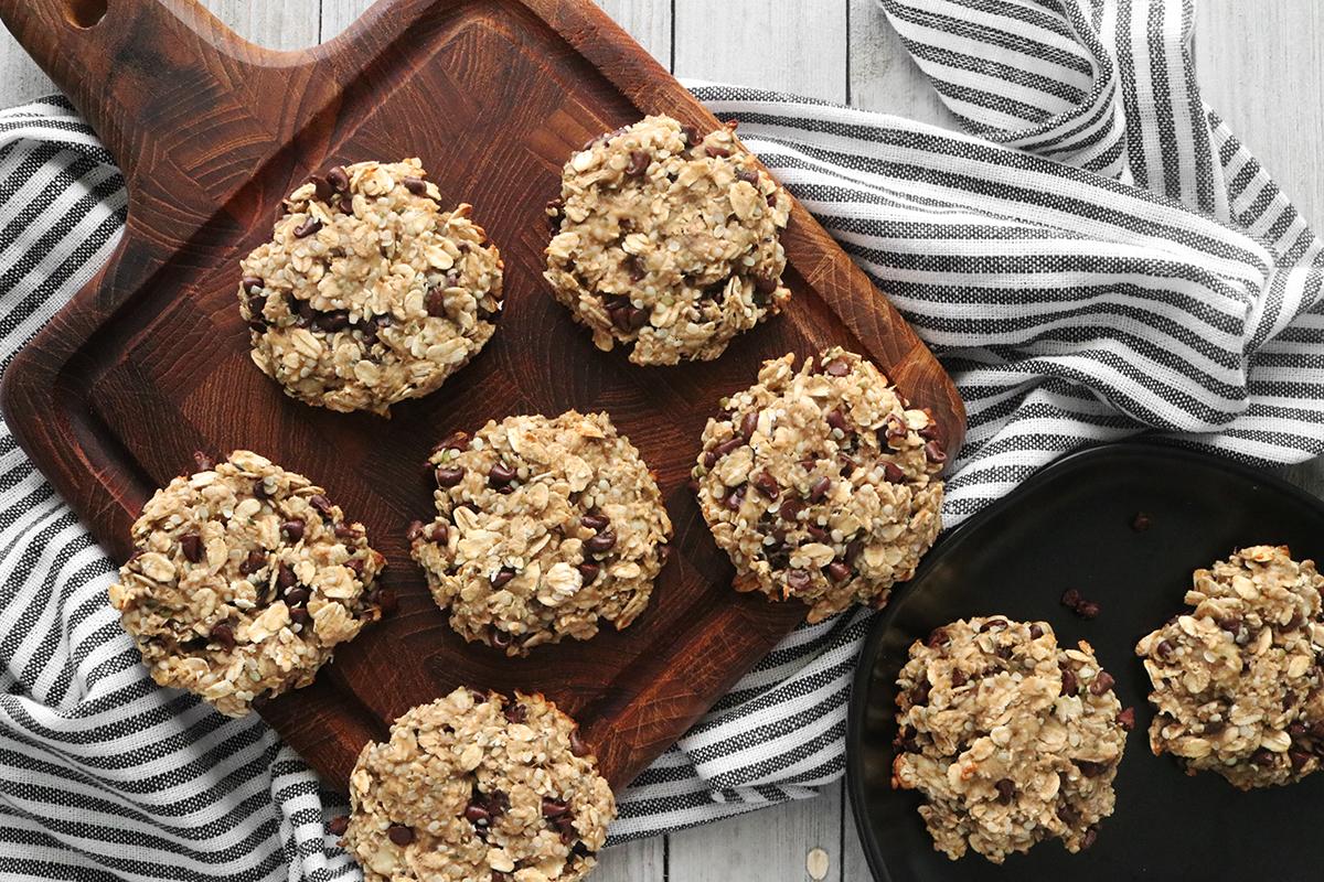 Vegan Protein Cookies