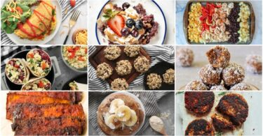 High Protein Vegan Breakfast Ideas
