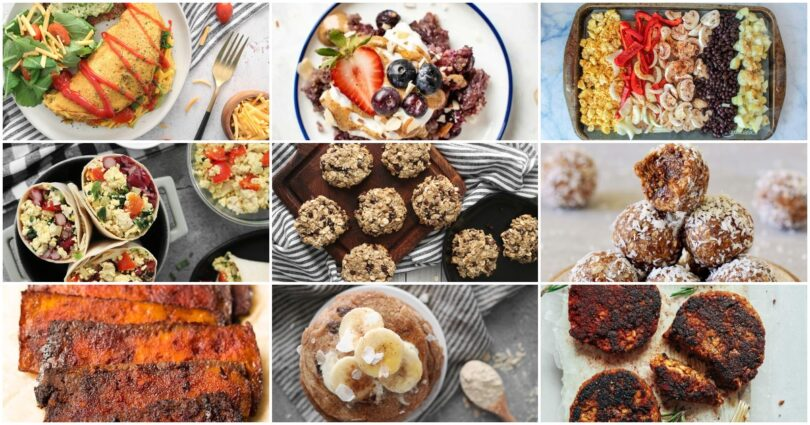 High Protein Vegan Breakfast Ideas
