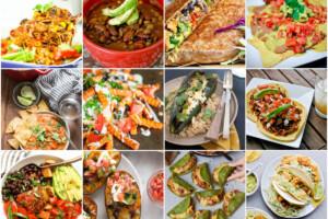 Vegetarian Mexican Recipes