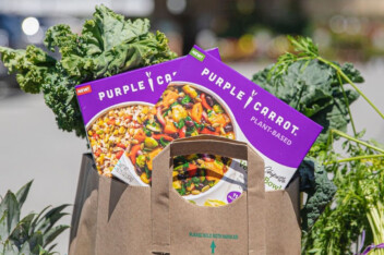 Purple Carrot at Whole Foods