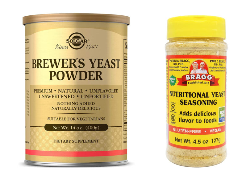 Brewer's Yeast vs. Nutritional Yeast