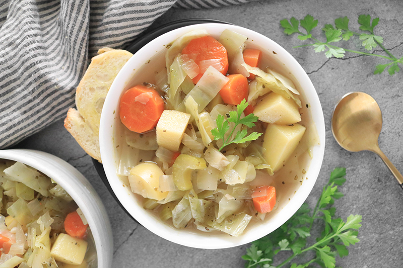 the best cabbage soup