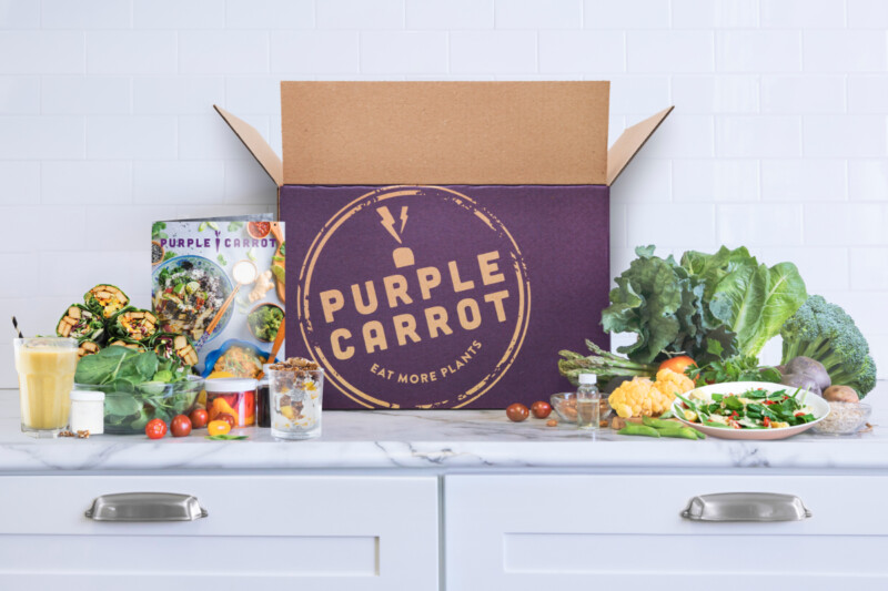 Purple Carrot Meal Kit Delivery