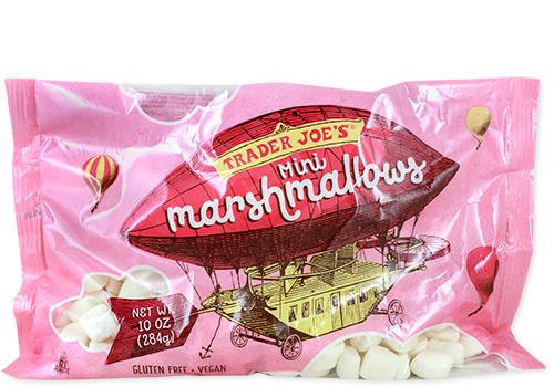 Trader Joe's mini marshmallows
