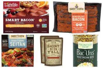 Vegan Bacon Brands