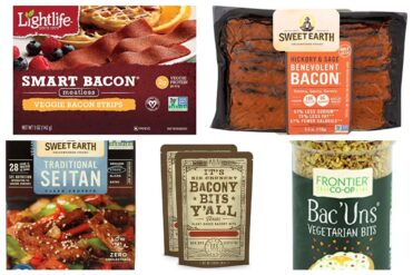 The Best Vegan Bacon Brands and Recipes