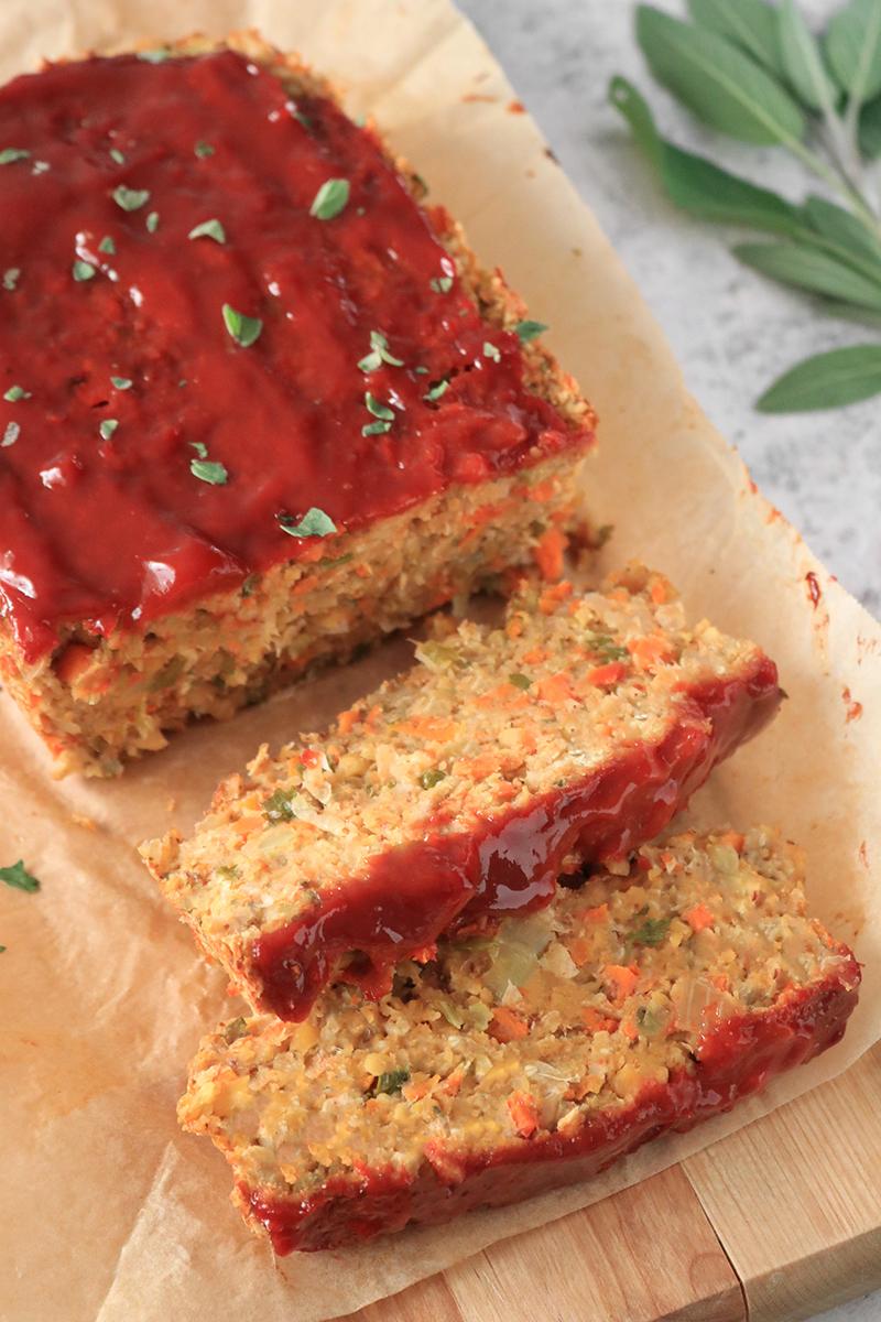 Easy Vegan Meatloaf Recipe