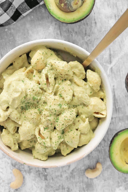 Avocado Mac and Cheese