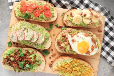 16 Avocado Toast Toppings for Vegans and Vegetarians