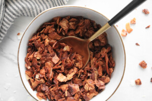 How to Make Coconut Bacon
