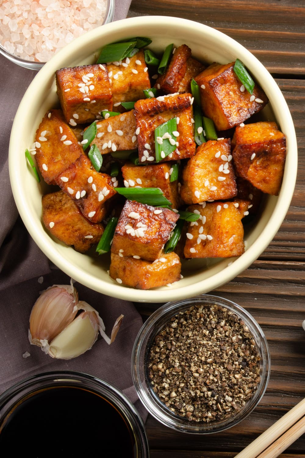 What's Tofu? (And Find out how to Cook dinner It)