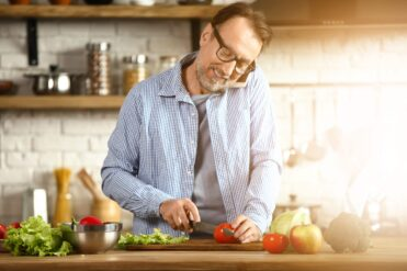 Research Suggests Men are Going Vegan Instead of Having a Midlife Crisis
